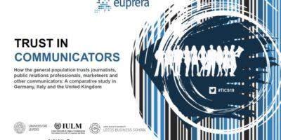Studie: Vertrauen in Vorstände und PR auf dem Tiefpunkt – Journalismus kaum besser