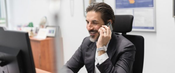 "Goran Barić: ""Corona hat uns vieles gelehrt."""