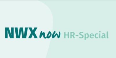 NWXnow HR-Special: HR JOURNAL ist Medienpartner