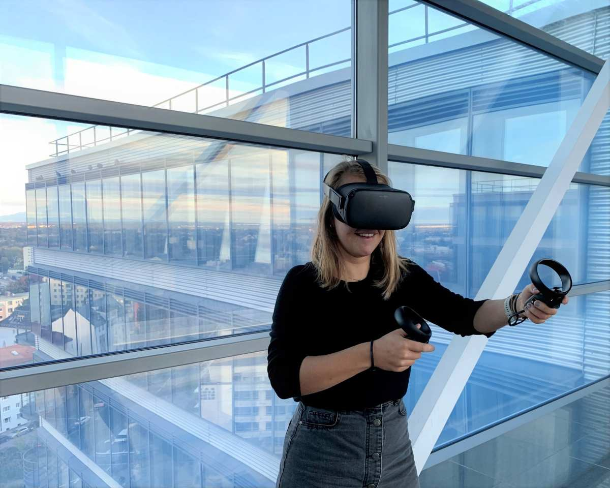 Wie XR-Technologien die virtuelle Zusammenarbeit erleichtern