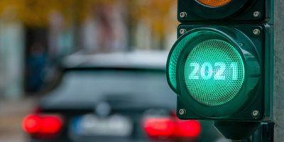2021 wird gut: Jeder dritte Arbeitnehmer optimistisch