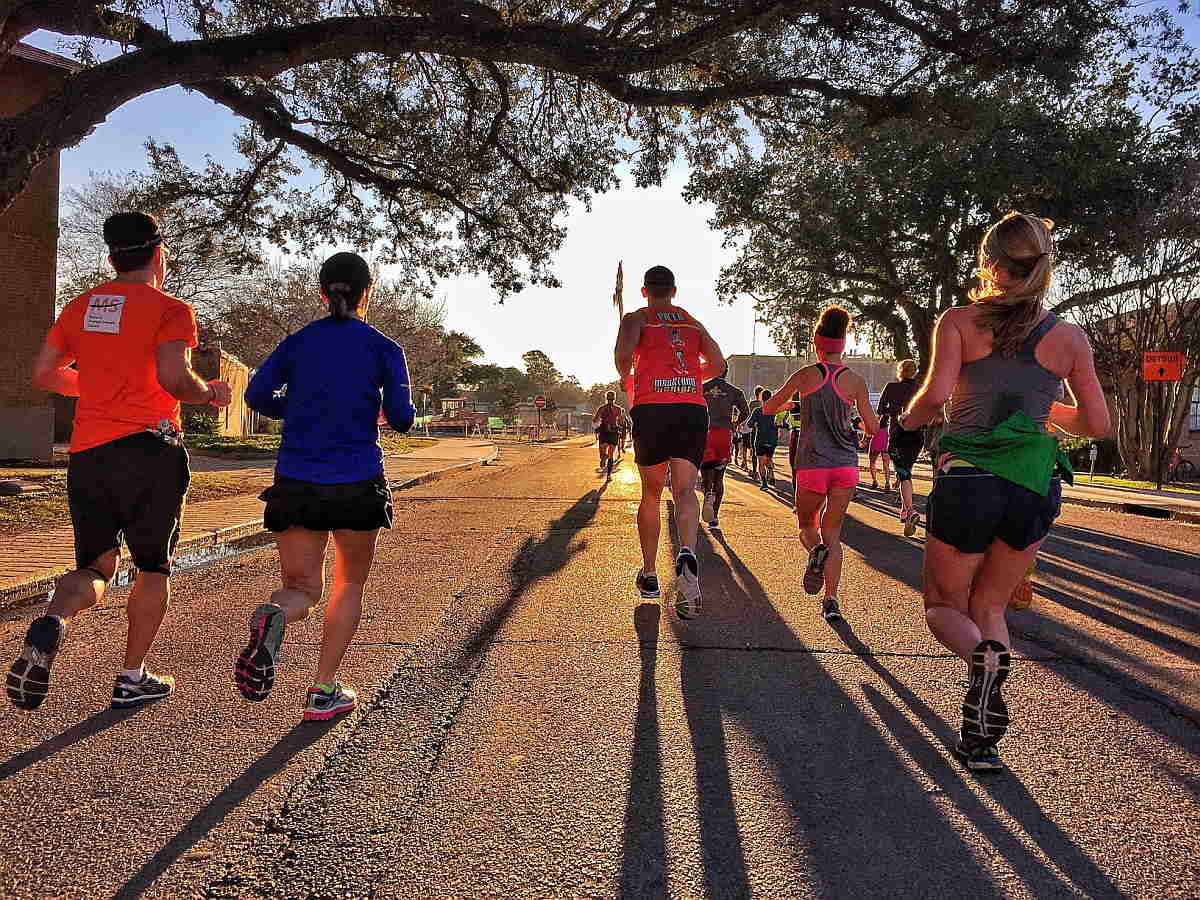 Marathonläufer