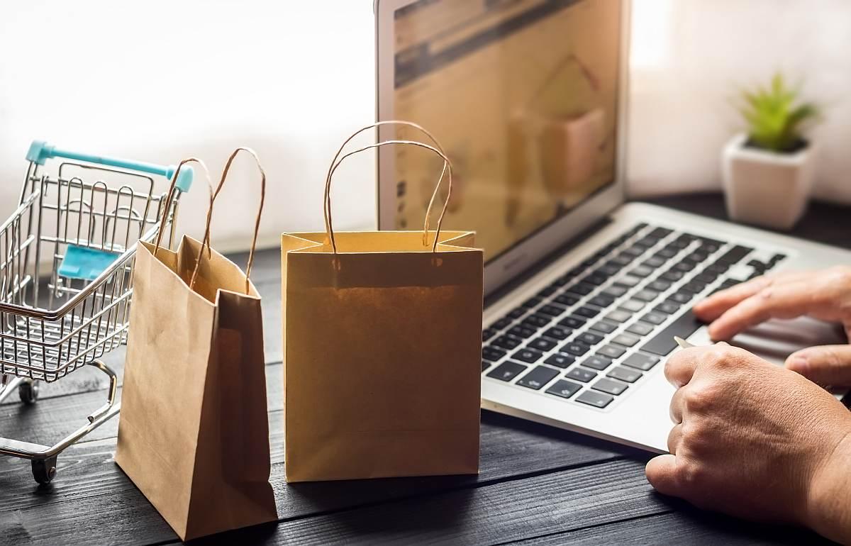 Foto Online Shopping